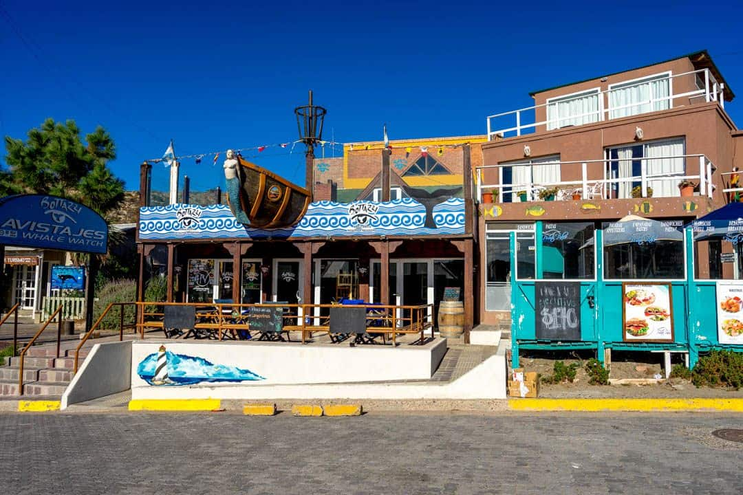 Puerto Pyramides Things To Do In Puerto Madryn