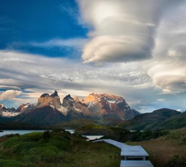 Torres De Paine Backpacking In Chile