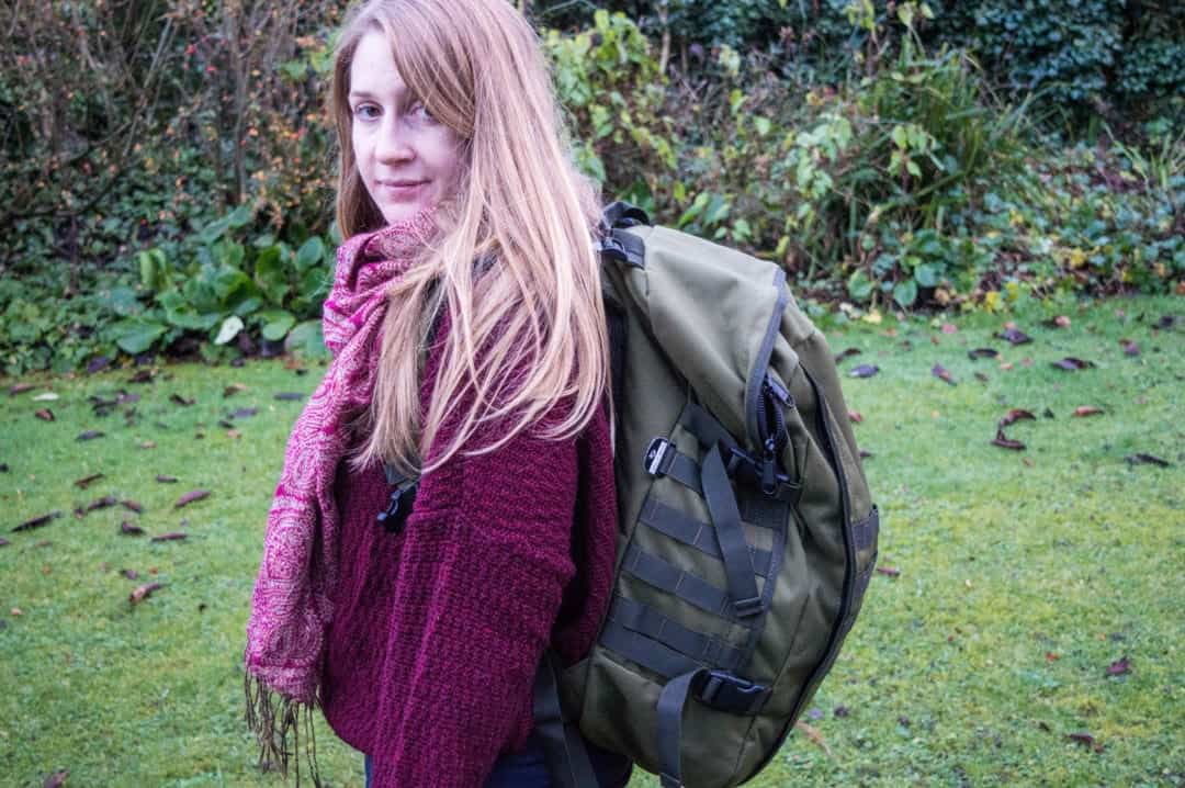Cabin Zero 44L Backpack Review