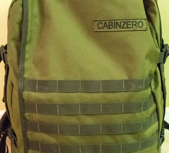CabinZero 44L Backpack Review