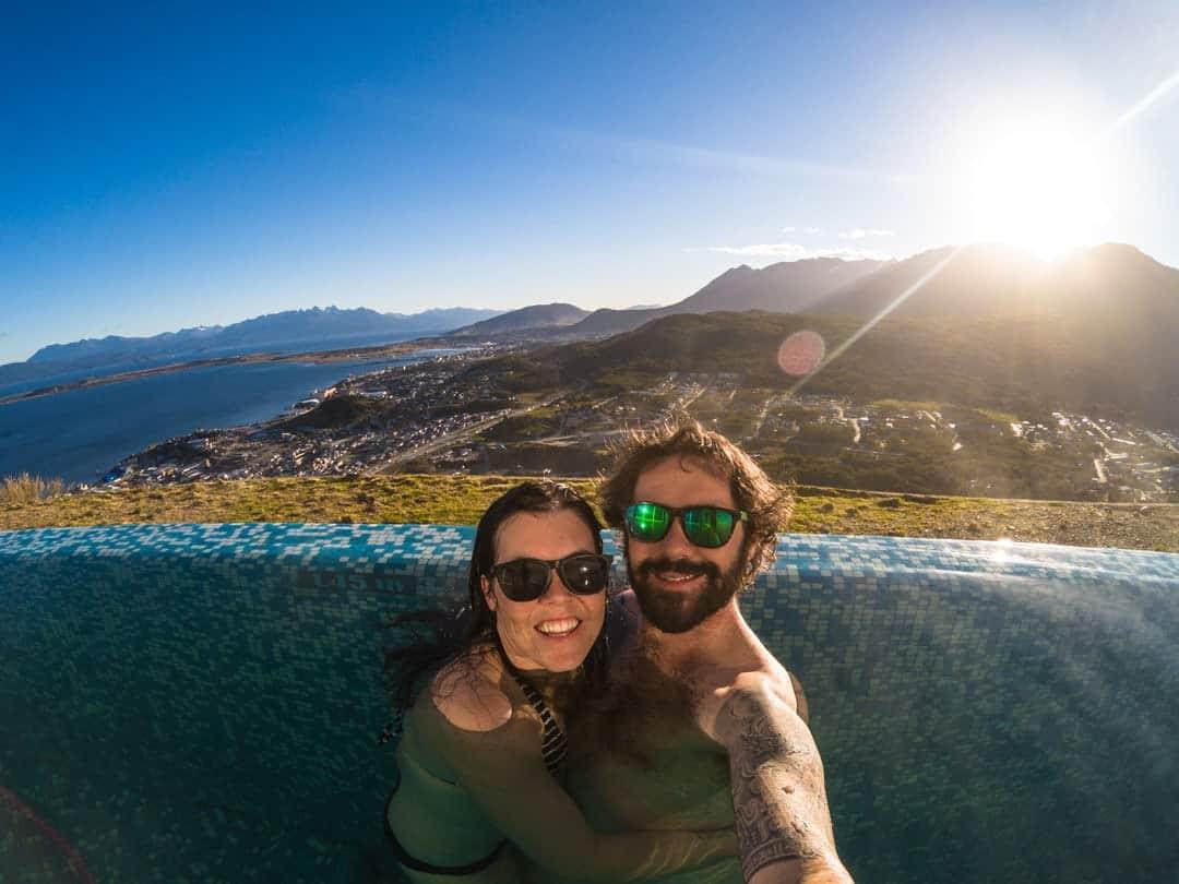 Arakur Resort Hot Tub Ushuaia