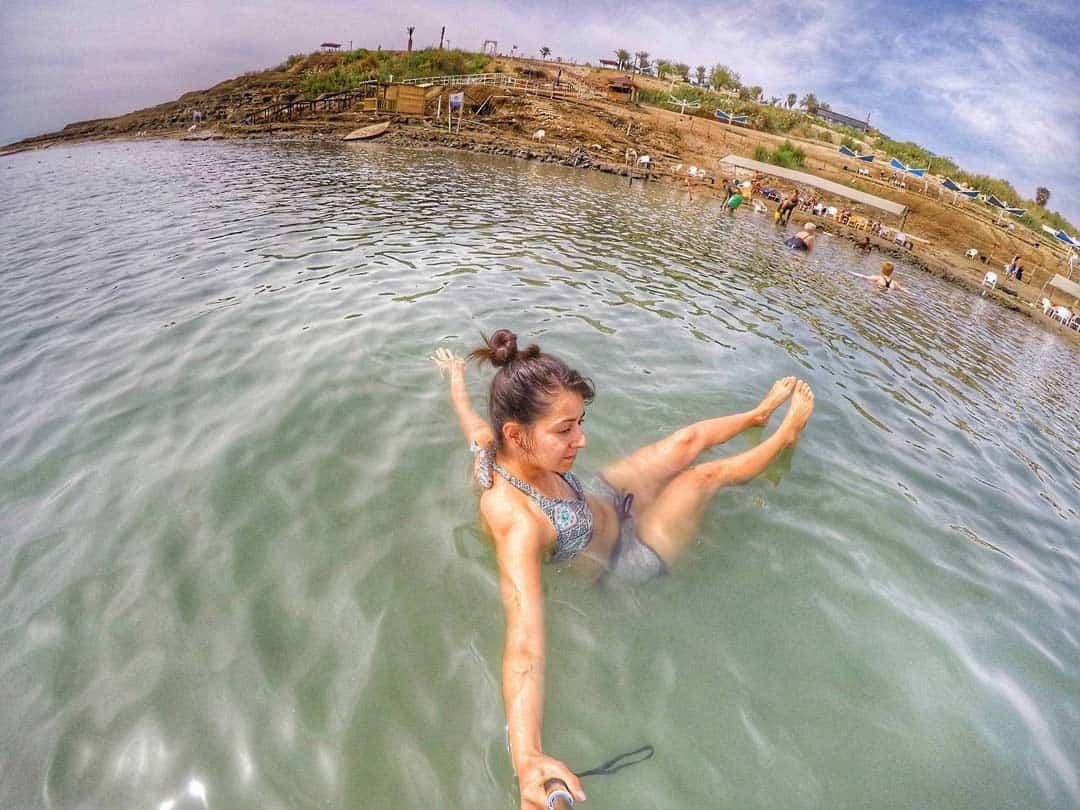 Dead Sea, Israel - 20 Breathtaking photos of Middle East