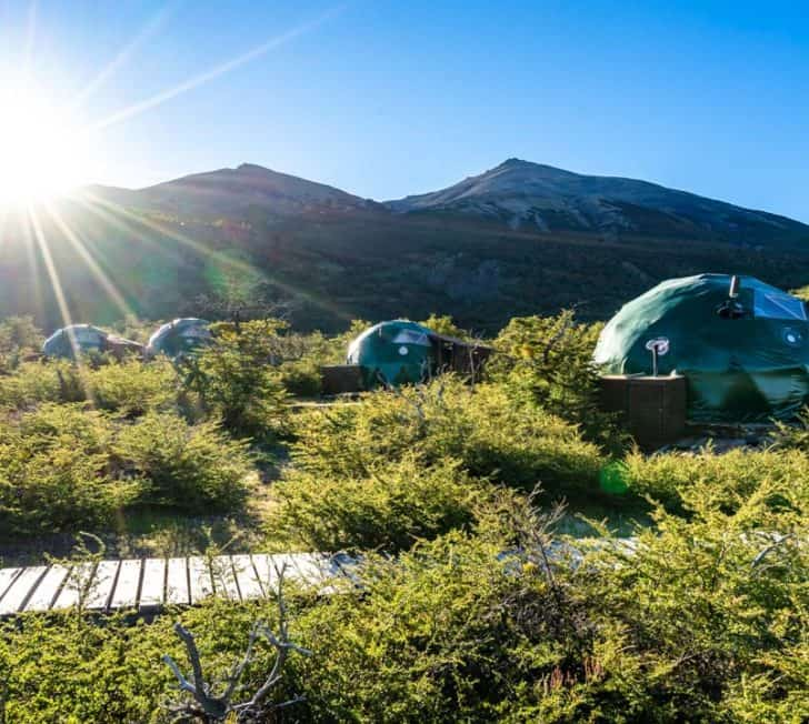 Discovering Sustainability At EcoCamp In Torres Del Paine