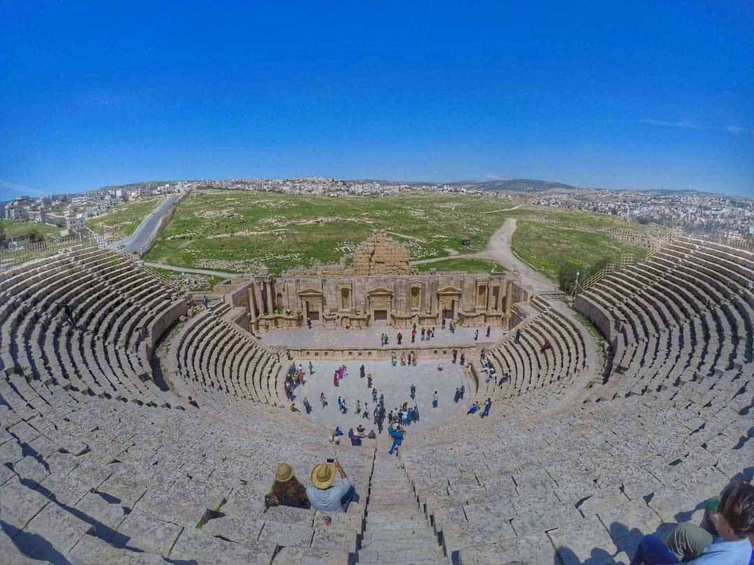 Jaresh Ampitheatre, Jordan - 20 Breathtaking photos of Middle East