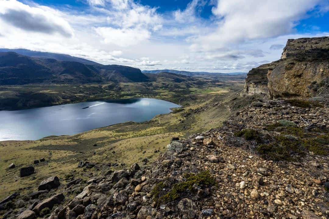 Laguna Sophia Puerto Natales