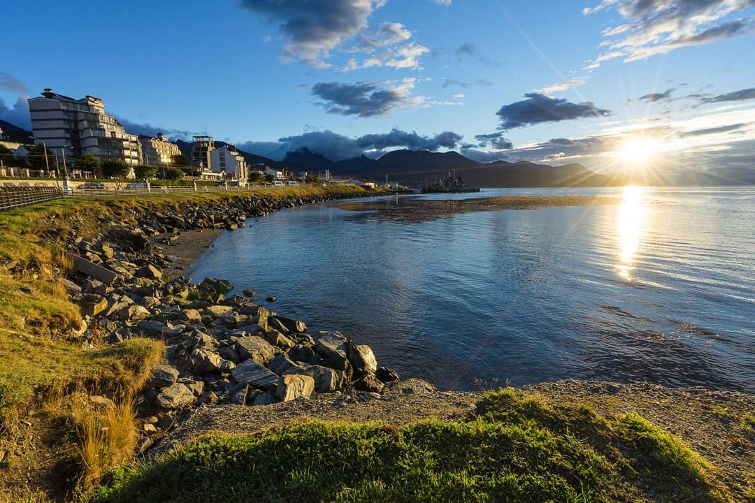Sunrise Ushuaia