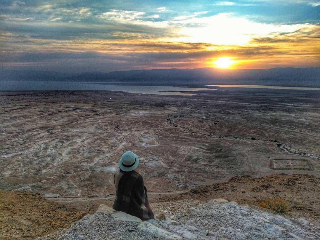Masada, Israel - 20 Breathtaking photos of Middle East