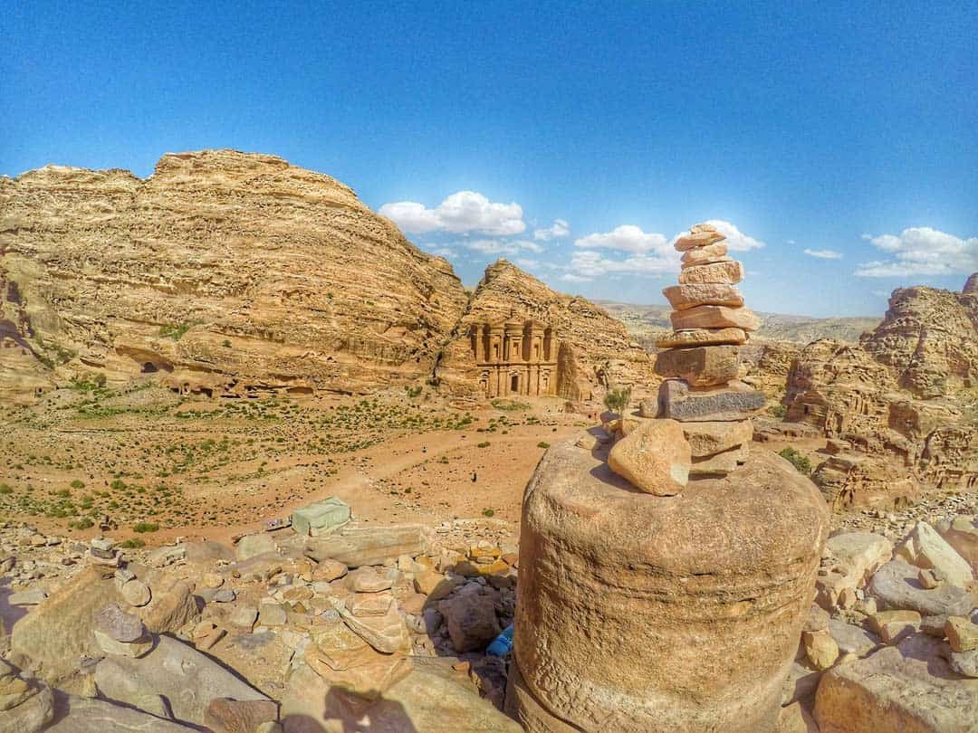 Monastery, Petra - 20 Breathtaking Photos of Middle East