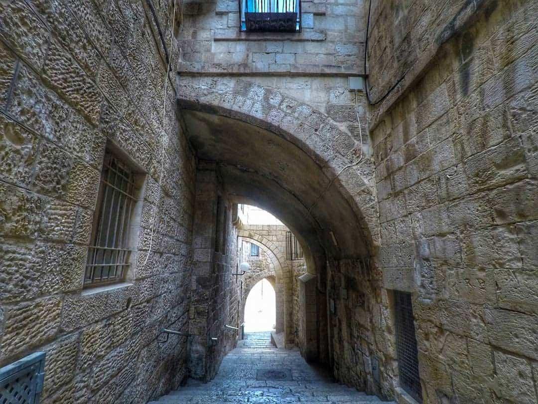 Old City Jerusalem - Breathtaking Photos of Middle East