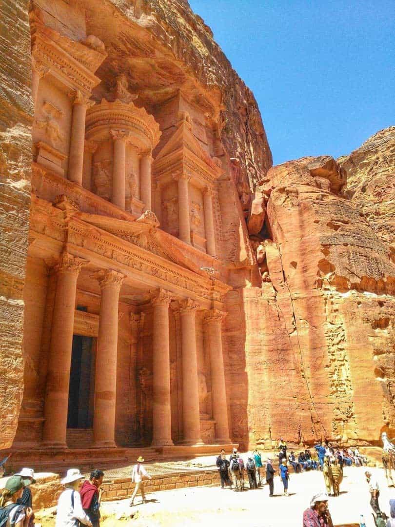 Petra, Jordan - 20 Breathtaking photos of Middle East