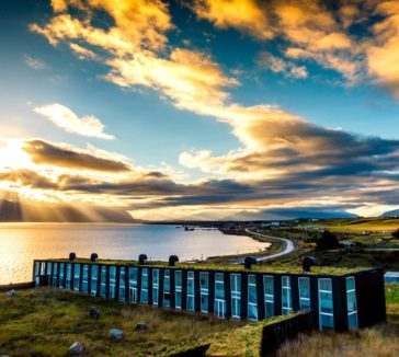 Remota Lodge Puerto Natales Feature