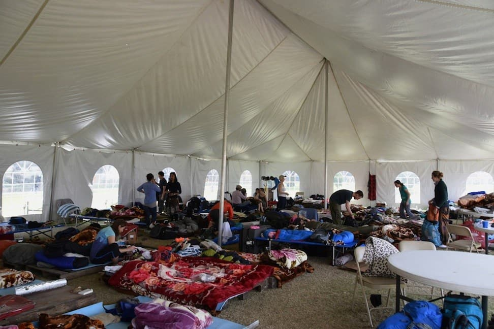 Shelter How To Survive A Natural Disaster Abroad