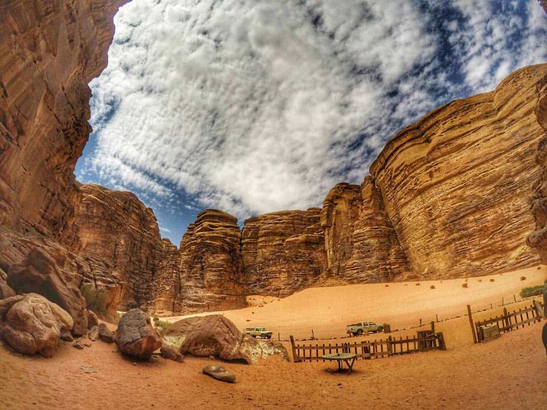 Wadi Rum Jordan Historical Places In The Middle East