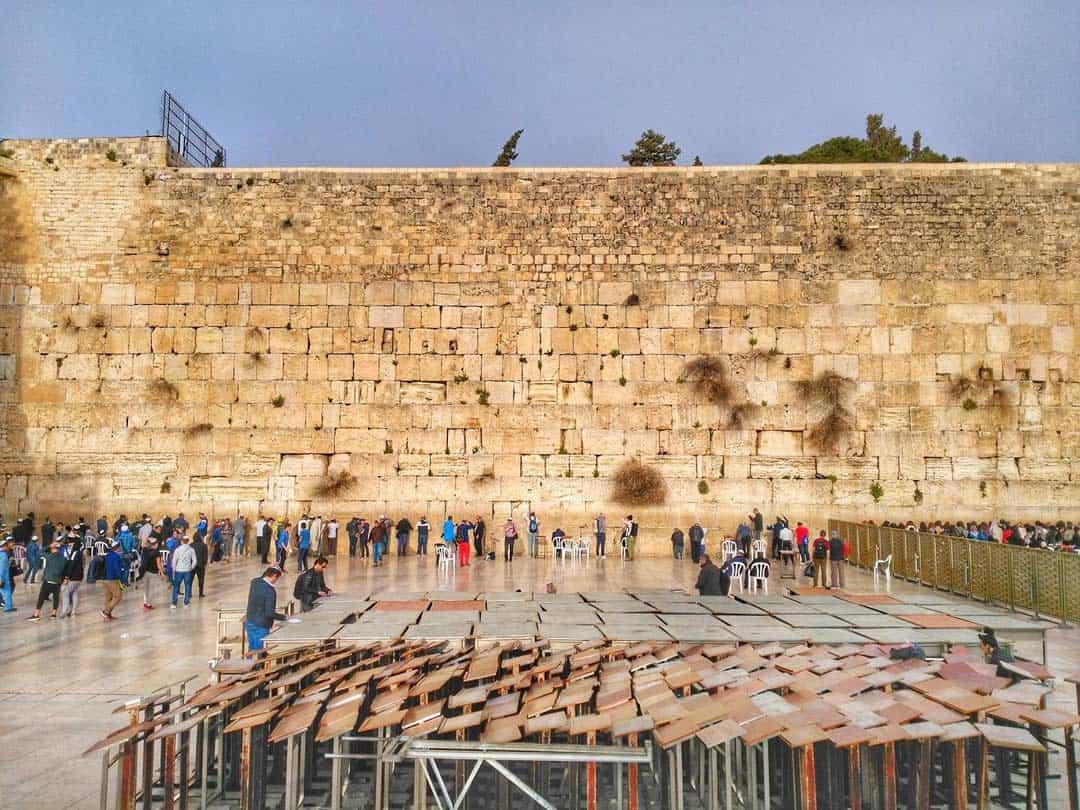 Western Wall, Jerusalem - Breathtaking Photos of Middle East