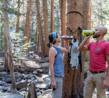 Clean Drinking Water - DayOne Waterbag