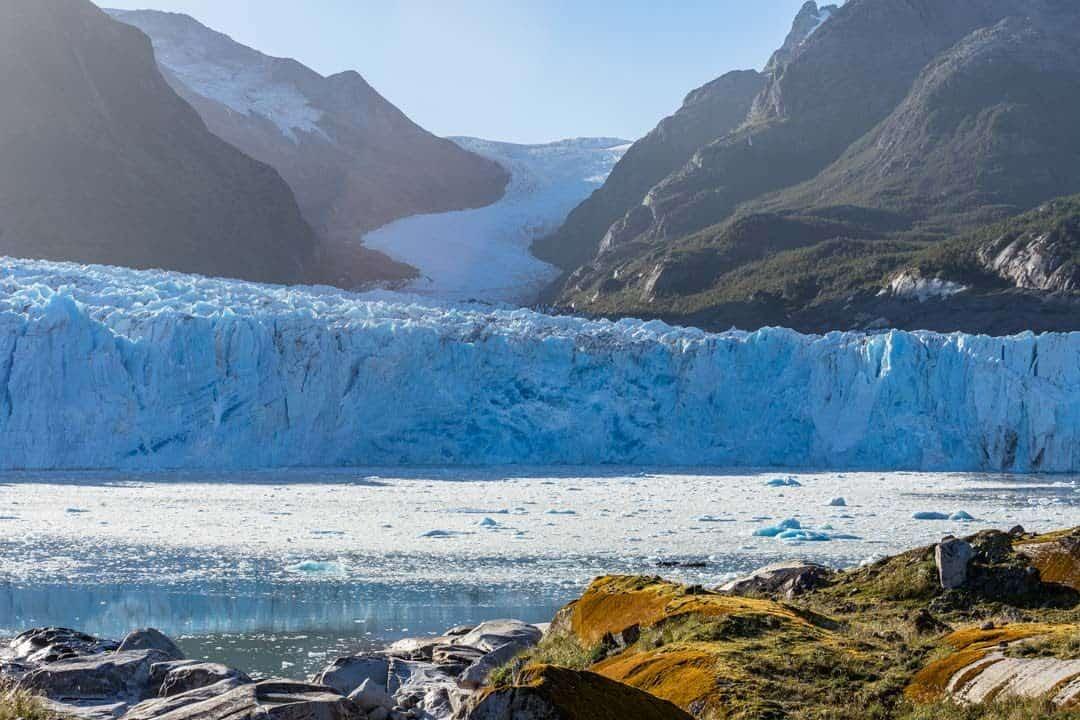 Amalia Glacier Skorpios Cruise Puerto Natales