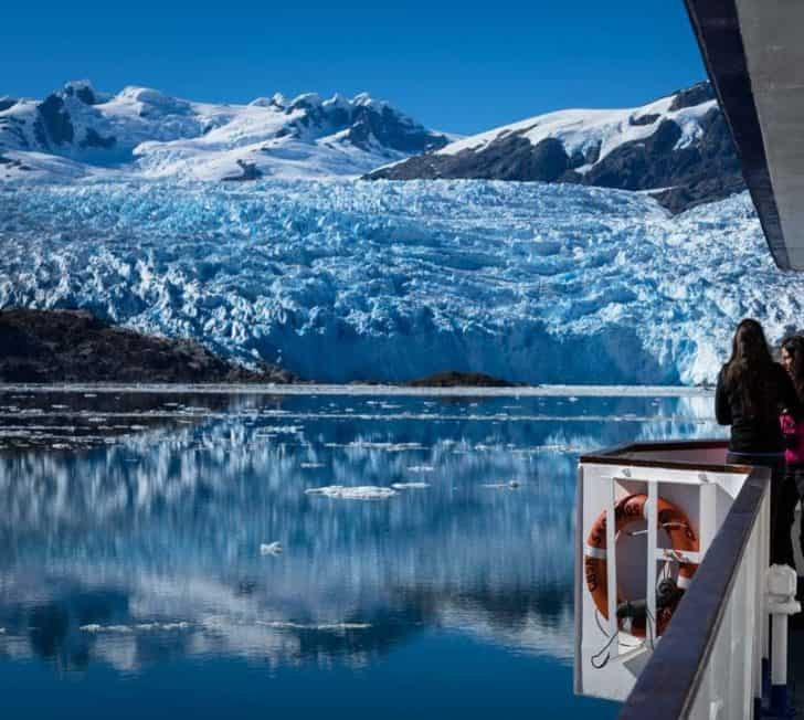 Sailing the Chilean Fjords on a Skorpios Glacier Cruise