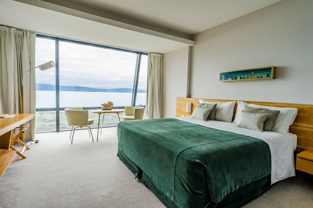 Best Luxury Hotel In El Calafate Design Suites Bedroom