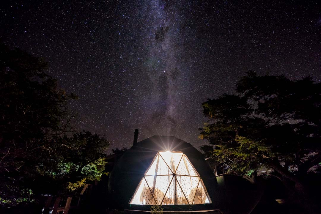 Milky Way Tripod Best Camera Accessories For Travel