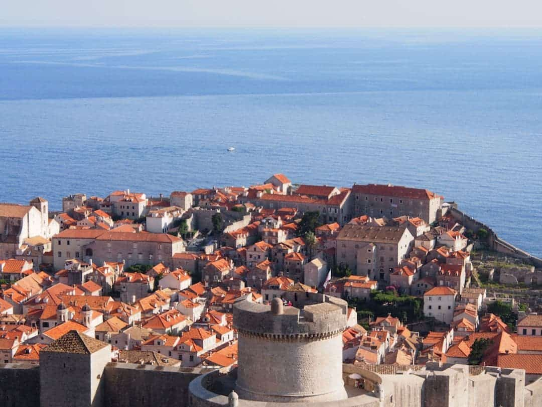 Dubrovnik, Croatia - The Mongol Rally Diaries