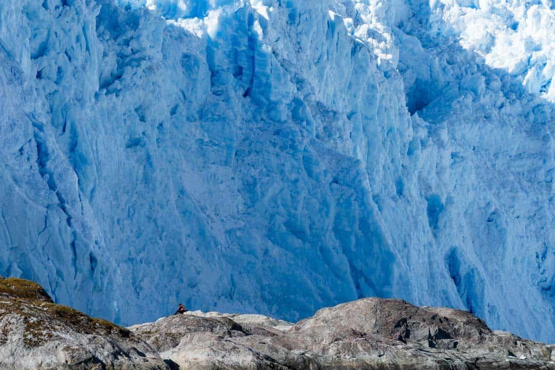 El Brujo Glacier Chile Patagonia
