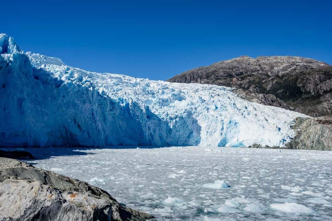 El Brujo Glacier Skorpios Cruise Kaweskar Route