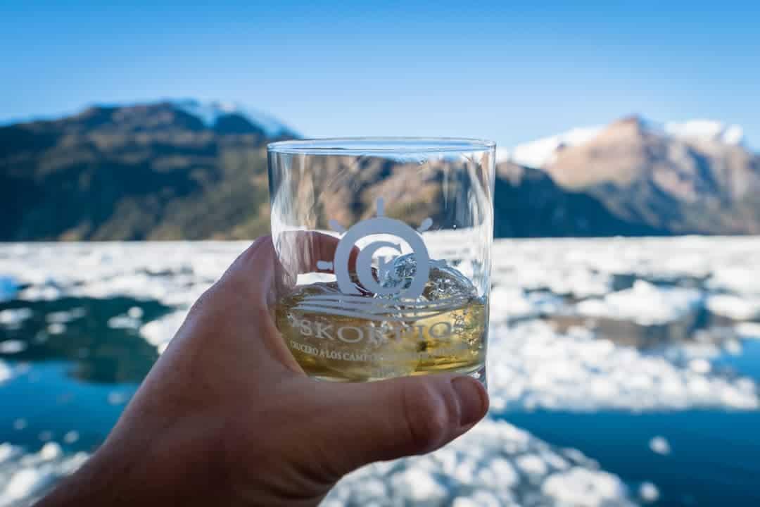 Scotch Glacial Ice