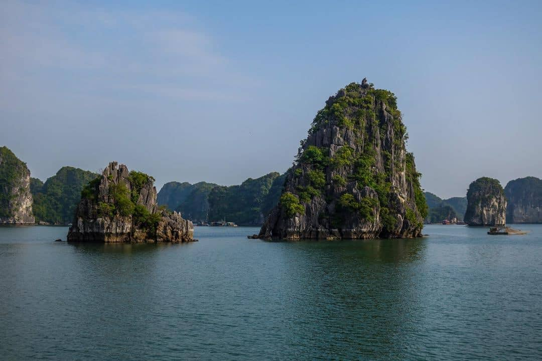 Halong Bay –  Images From A Wonder Of The World