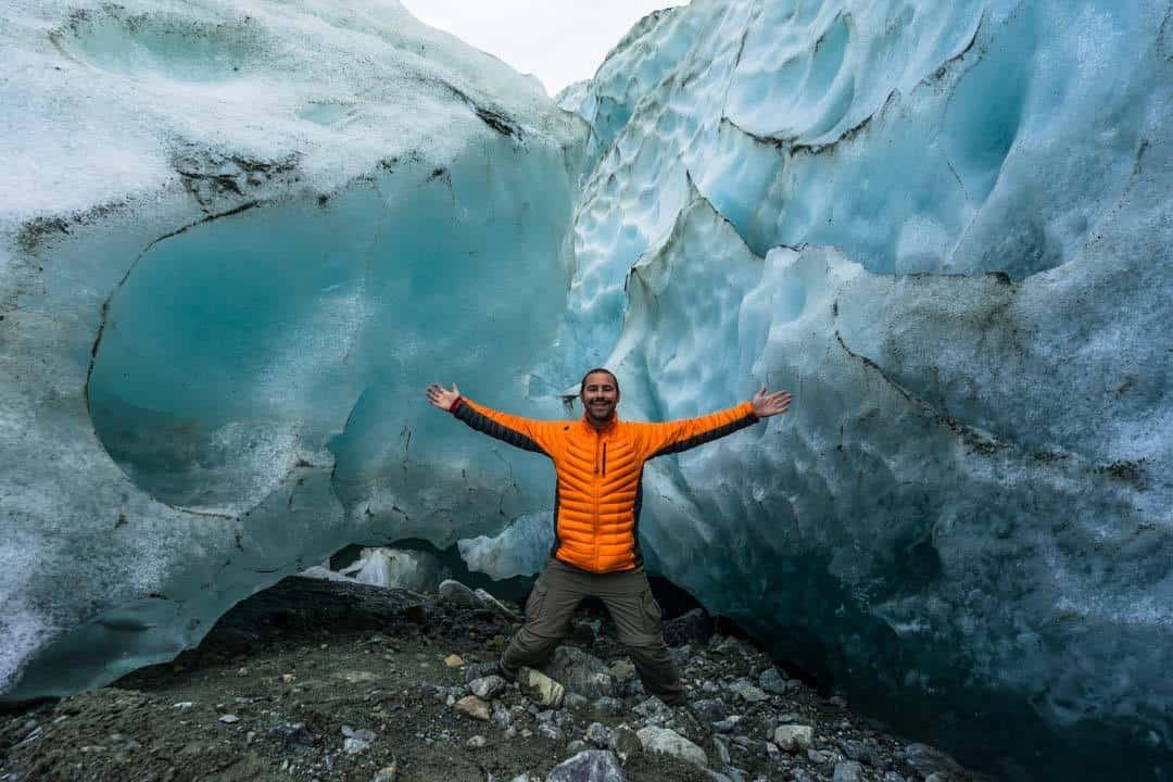 Bernal Glacier Chile Patagonia