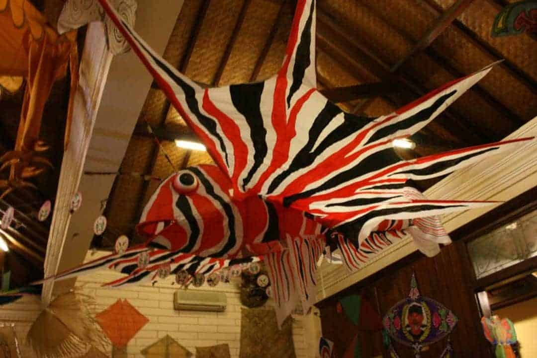 Kite Museum Indonesia - Things To Do In Jakarta - By Mike Photo Corner