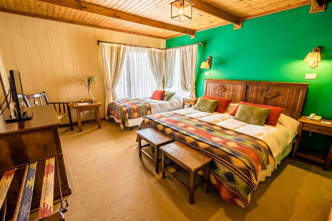 Best Boutique Hotel In El Calafate La Canterra Bedroom