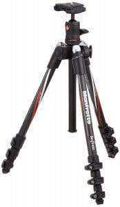 Manfrotto Befree Best Tripod For Travel Camera Accessories