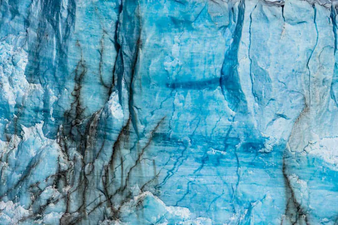 Close Perito Moreno Glacier