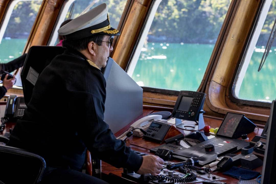 Captain Skorpios Cruceros