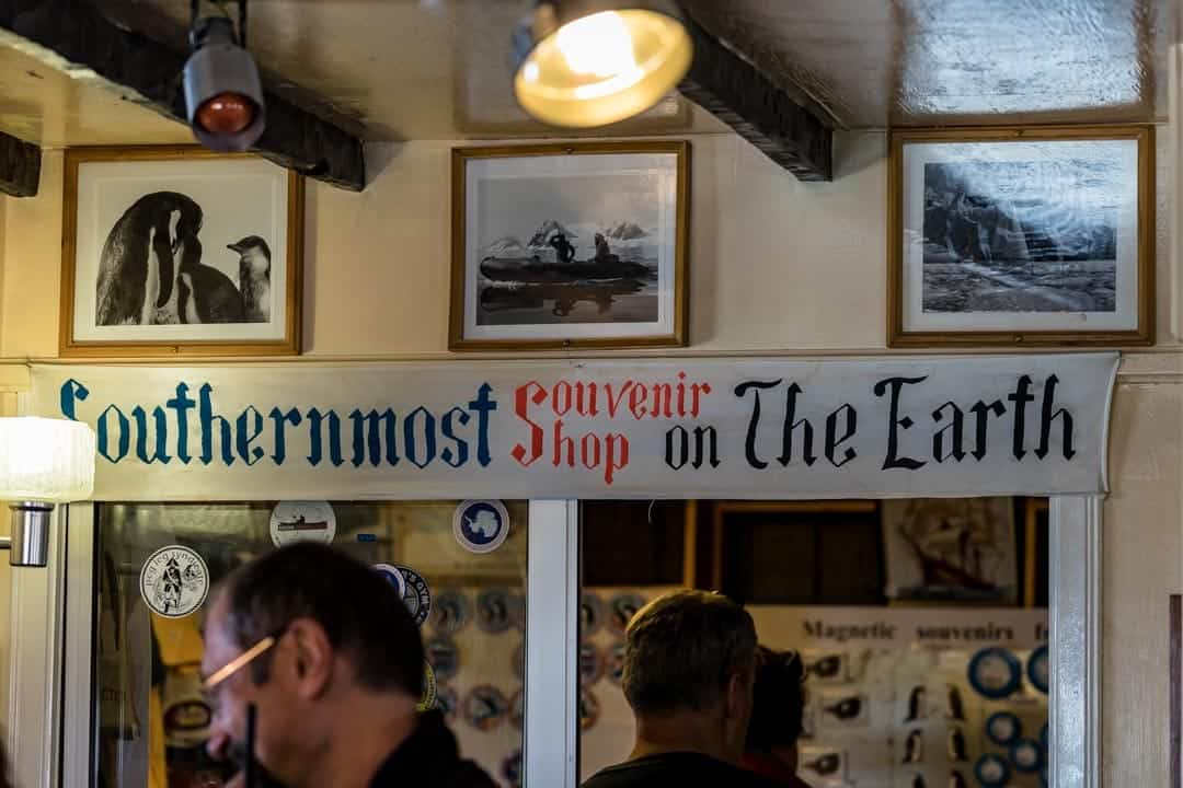 Southernmost Souvenir Shop In The World Vernadsky Station