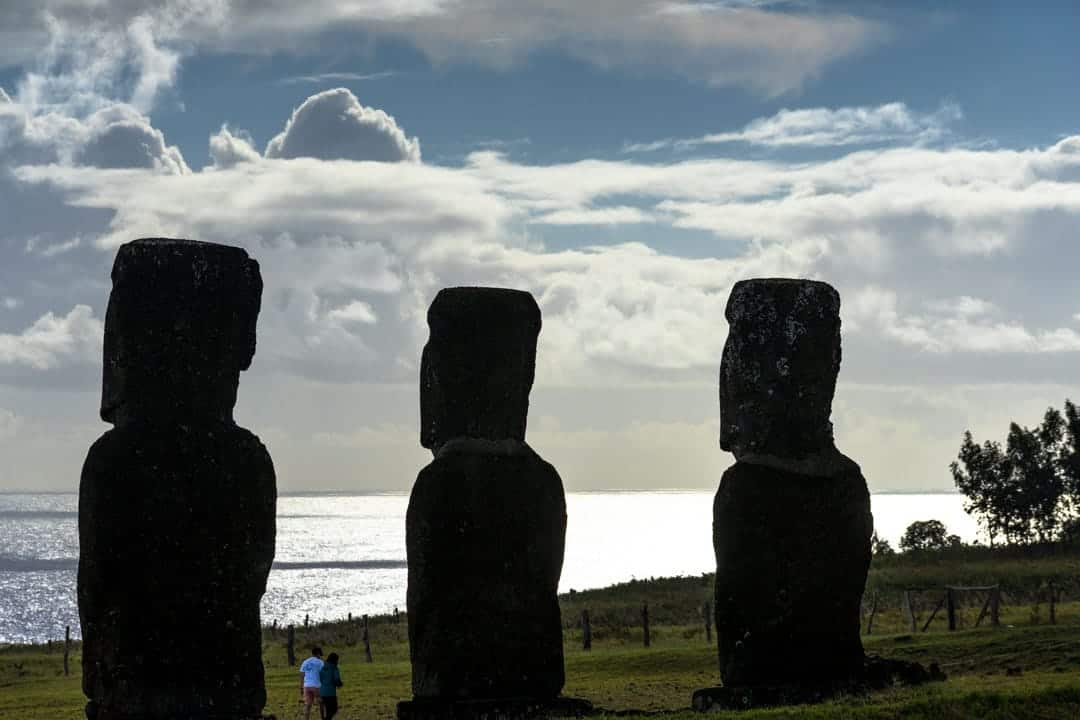 Ahu Akivi Things To Do In Easter Island
