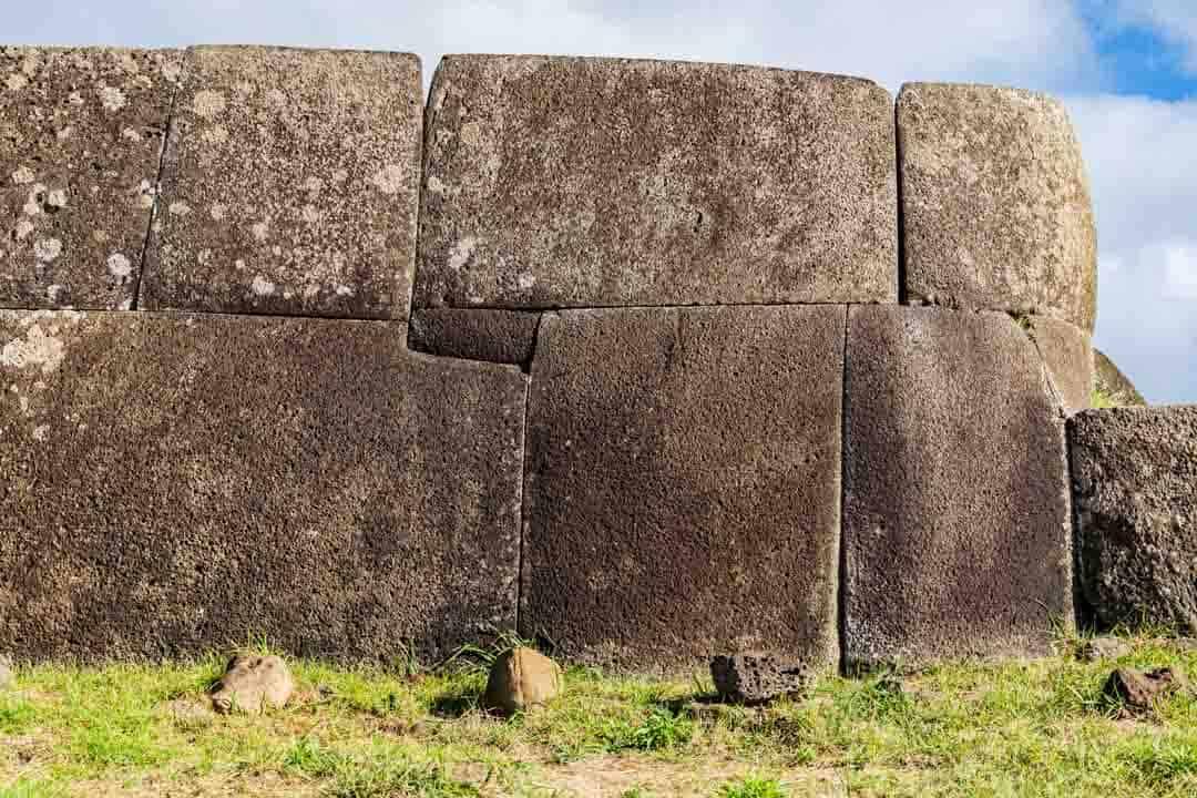Ahu Vinapu Things To Do In Easter Island
