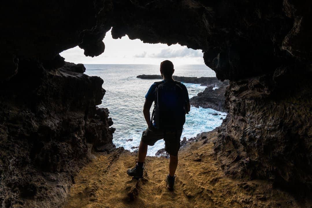 Ana Akenga Cave Things To Do In Easter Island