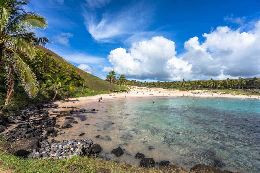 Anakena Beach Things To Do In Easter Island