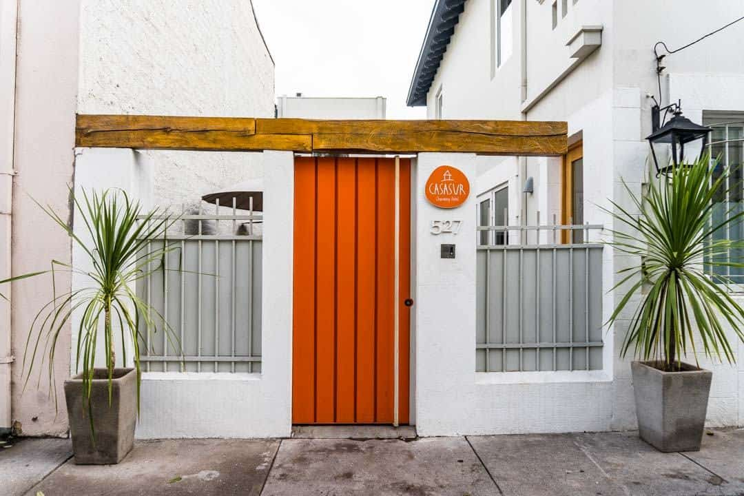 Outside Best Boutique Hotel In Santiago Casasur Charming Hotel Review
