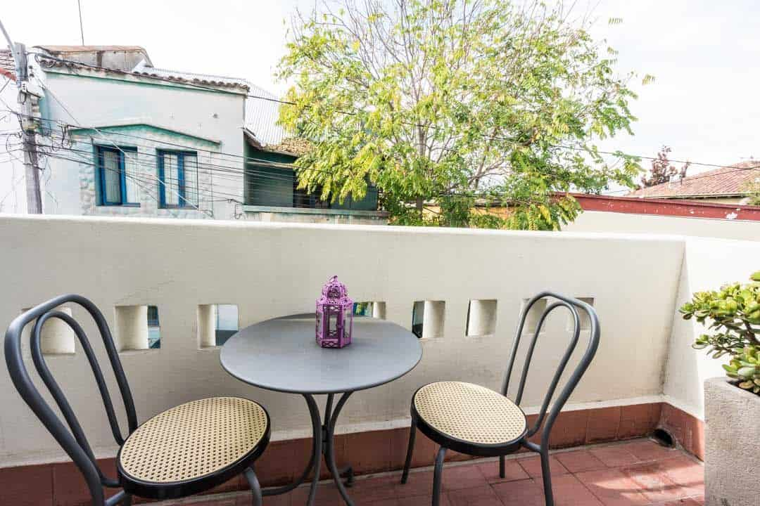 Balcony Best Boutique Hotel In Santiago Casasur Charming Hotel Review