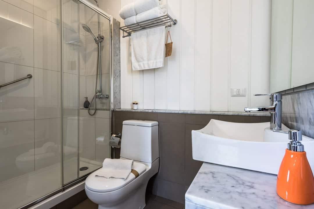Bathroom Best Boutique Hotel In Santiago Casasur Charming Hotel Review