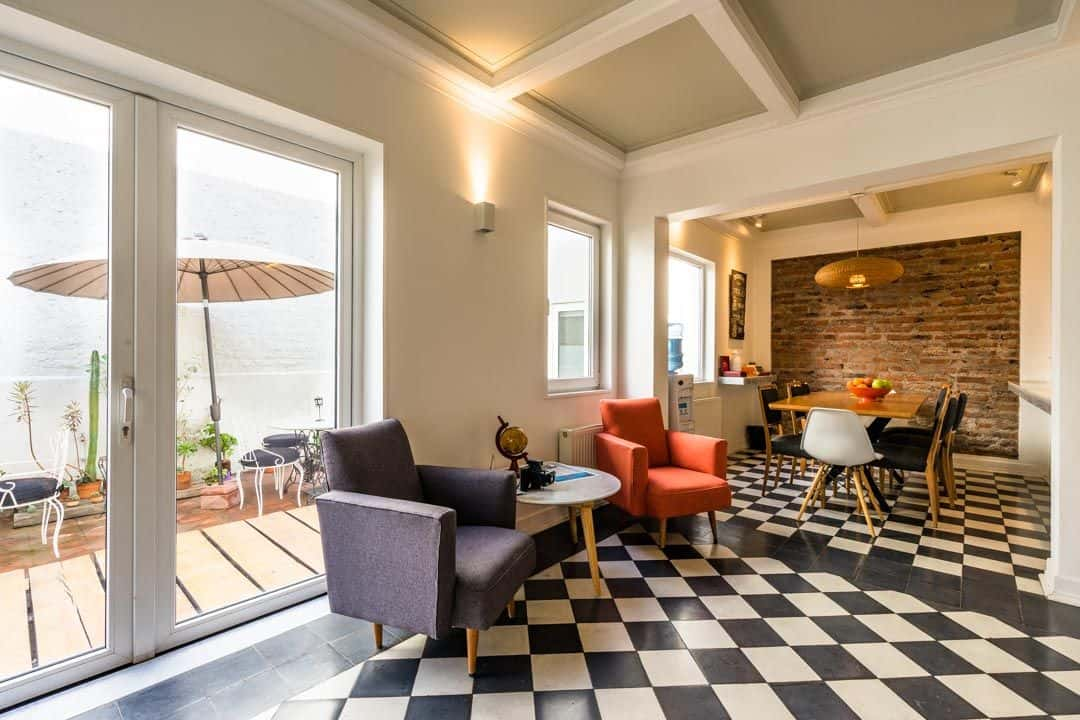 Lobby Best Boutique Hotel In Santiago Casasur Charming Hotel Review