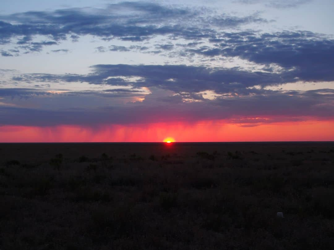 Spectacular Desert Sunrise - The Mongol Rally Diaries – Week 4: Bayneu To Aralsk