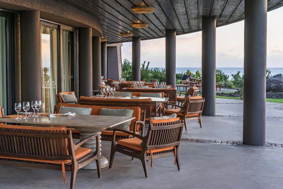 Restaurant Hangaroa Eco Lodge