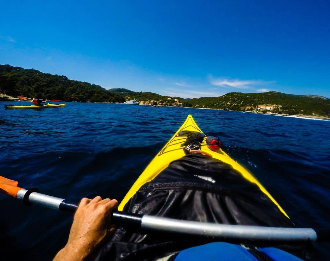 Sipan - Kayaking In Dubrovnik