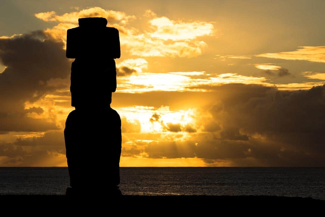 Ahu Tahai Sunset Things To Do In Easter Island