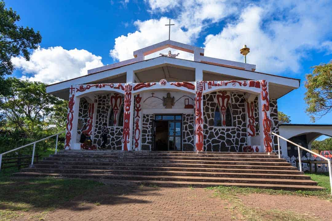Church Things To Do In Easter Island