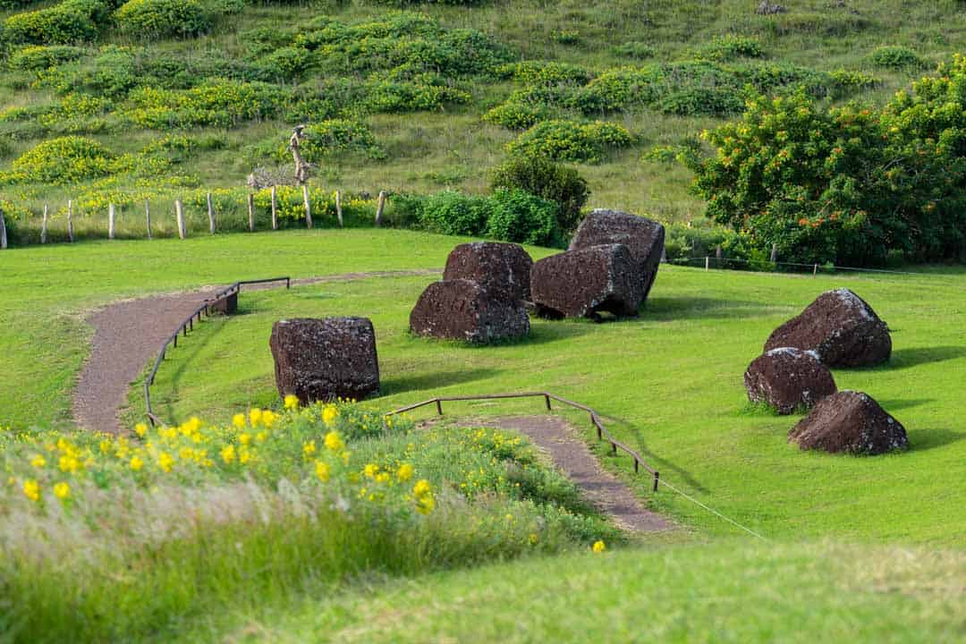 Puna Pau Pukao Things To Do In Easter Island