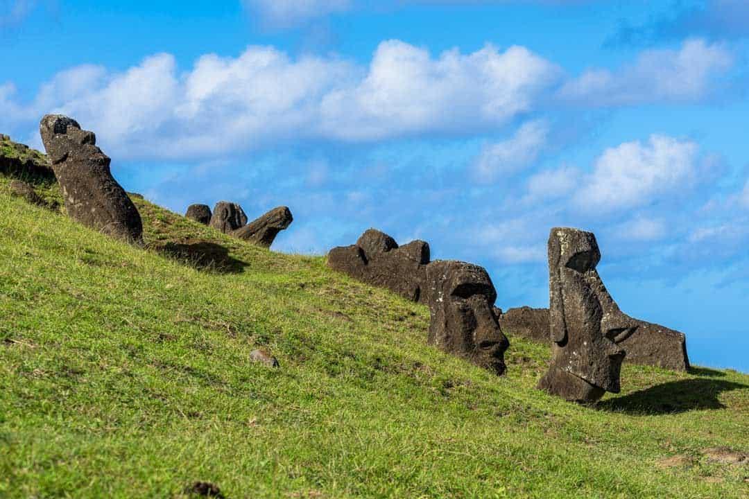 Rano Raraku Things To Do In Easter Island